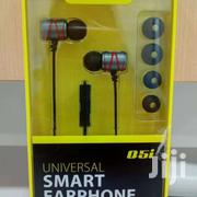 Awei Q5i In Ear Earphones Built In Mic On-cord Control | Accessories for Mobile Phones & Tablets for sale in Nairobi, Nairobi Central