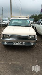 Toyota Hilux 2000 White | Cars for sale in Nairobi, Komarock