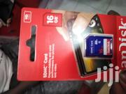 Sandisk SDHC Memory Card - Class 4 - 16GB - Blue | Cameras, Video Cameras & Accessories for sale in Nairobi, Nairobi Central