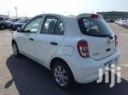 Nissan March 2013 White | Cars for sale in Nairobi, Nairobi Central