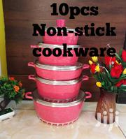 10pcs Non-stick Cookware Set | Kitchen & Dining for sale in Nairobi, Nairobi Central