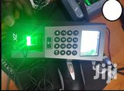 Fingerprint Time Attendance And Access Control Zkteco F18 Biometric | Safety Equipment for sale in Nairobi, Nairobi Central