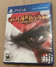 God Of War Remastered Ps4 | Video Games for sale in Nairobi, Nairobi Central