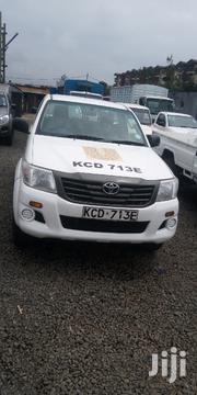 Toyota Hilux 2014 White | Cars for sale in Nairobi, Roysambu