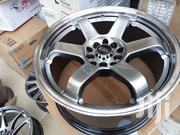 Subaru Impreza/Forester Rims Set Size 17"