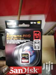 Sandisk Extreme Pro SDXC UHS-I 95 MB/S Memory Card 64GB - | Cameras, Video Cameras & Accessories for sale in Nairobi, Nairobi Central