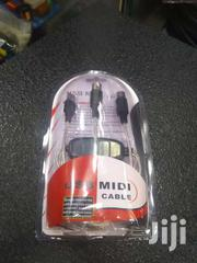 Usb Midi Cable | Musical Instruments & Gear for sale in Nairobi, Nairobi Central