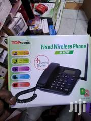Dual Sim Card GSM Fixed Wireless Landline Phone | Home Appliances for sale in Nairobi, Nairobi Central