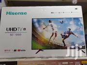Hisense 4K Ultra HD Smart TV 50A6100UW 50 Inch | TV & DVD Equipment for sale in Nairobi, Nairobi Central