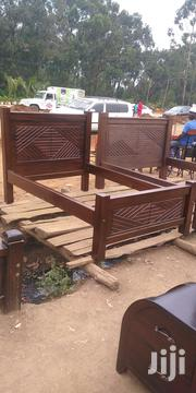 Solid 4x6 Bed   Furniture for sale in Nairobi, Ngando