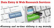 Data Entry & Web Research Services | Other Services for sale in Nairobi, Nairobi Central
