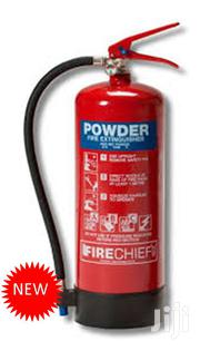 Powder Fire Extinguishers | Safety Equipment for sale in Nairobi, Nairobi Central