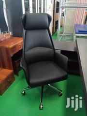 Leather Head Rest Chair | Furniture for sale in Nairobi, Nairobi South