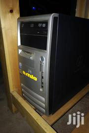 Hp Compact Tower 128GB HDD Intel Pentium 1GB RAM With TV And Fm Radio | Laptops & Computers for sale in Nairobi, Umoja II