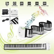 61 Keys Flexible Foldable Soft Portable Electric Rollup Keyboard Piano | Musical Instruments for sale in Nairobi, Nairobi Central