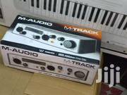 M Audio M Track Studio Sound Card | Musical Instruments for sale in Nairobi, Nairobi Central