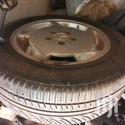 Mercedes Wheels And Tyres Set. Two Tyres New | Vehicle Parts & Accessories for sale in Nairobi, Karen
