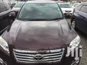Toyota Vanguard 2012 Red | Cars for sale in Nairobi, Nairobi Central