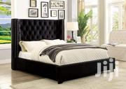 5x6 Buttoned Bed | Furniture for sale in Nairobi, Ngara