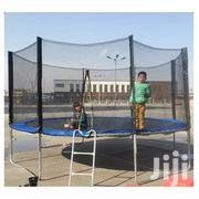 Outdoor 12 Feet Trampolines | Sports Equipment for sale in Nairobi, Ngara