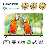 "Mooka 43"" - Full HD SMART TV - Haier Product - Black 
