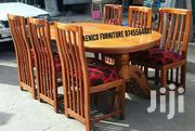 Dining Table With Six Seats | Furniture for sale in Kisumu, Kondele