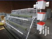 Hot Galvanized Chicken Layer Cage For Sale   Farm Machinery & Equipment for sale in Homa Bay, Homa Bay Arujo