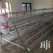 Electro Galvanized Chicken Layer Cage Its Available   Livestock & Poultry for sale in Embu, Kyeni South