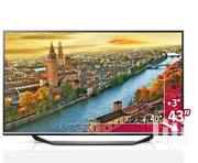 I Want To But 43 Inch LG Smart TV | TV & DVD Equipment for sale in Nairobi, Airbase