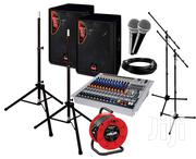 Sound System For Hire | Party, Catering & Event Services for sale in Nairobi, Nairobi Central