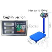 Rechargeable 150kgs Platform Scale | Measuring & Layout Tools for sale in Nairobi, Nairobi Central