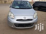 Nissan March 2012 Silver | Cars for sale in Nairobi, Makina