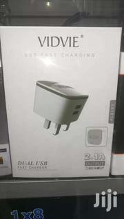 Vidvie PLB103 Dual Usb Fast Charging 2.1A OUTPUT,Android Cable 1M | Accessories for Mobile Phones & Tablets for sale in Nairobi, Nairobi Central