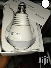 Wifi Panorama Cctv Bulb Camera - White | Cameras, Video Cameras & Accessories for sale in Nairobi, Nairobi Central