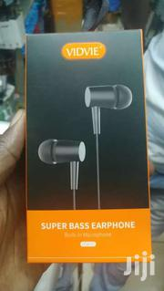 Vidvie HS632 Wired Headset   Accessories for Mobile Phones & Tablets for sale in Nairobi, Nairobi Central