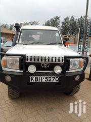 Toyota Land Cruiser 2005 100 4.2 TD White | Cars for sale in Nairobi, Kahawa West