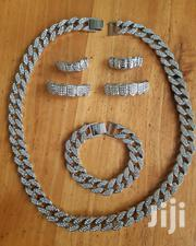 Iced Out Cuban Link Chains,Bracelets,Grillz | Jewelry for sale in Nairobi, Nairobi Central