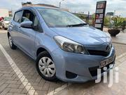 New Toyota Vitz 2012 Blue | Cars for sale in Nairobi, Eastleigh North