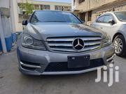 New Mercedes-Benz C200 2013 Gray | Cars for sale in Mombasa, Tudor