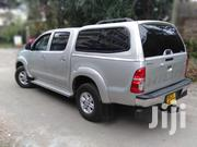 New Toyota Hilux 2012 2.5 D-4D 4X4 SRX Silver   Cars for sale in Nairobi, Nairobi Central