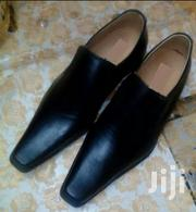 Leather Shoes Black And Brow | Shoes for sale in Homa Bay, Mfangano Island