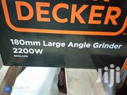 7 Inch Black And Decker Grinder | Home Appliances for sale in Kilifi, Adu