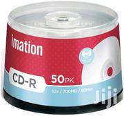 Imation Cd-r 52X/700MB/80MIN  (50pack) | Video Game Consoles for sale in Nairobi, Nairobi Central
