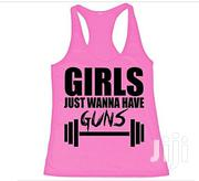 General Tank Top /Gym Wear | Clothing for sale in Mombasa, Majengo