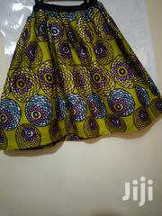 Ankara Gathered Skirt | Clothing for sale in Kajiado, Kitengela