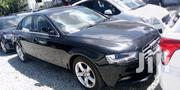Audi A4 2012 Black | Cars for sale in Mombasa, Tononoka
