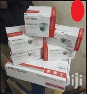 Hikvision 5 CCTV Camera Complete Cameras Plus Installation | Cameras, Video Cameras & Accessories for sale in Nairobi, Nairobi Central