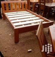 4by 6 Slide Bed, Mahogany Wood | Furniture for sale in Nairobi, Ngando