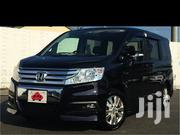 New Honda Stepwagon 2012 Black | Cars for sale in Mombasa, Shimanzi/Ganjoni