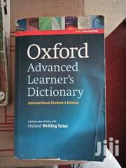 Oxford Advanced Learner's Dictionary | Books & Games for sale in Laikipia, Nanyuki